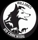 Billings K9 Coaching Logo